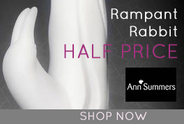 Ann Summers Rampant Rabbit White