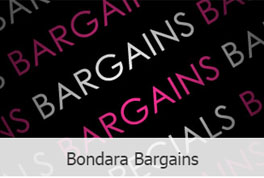 Bondara Bargains
