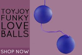 Toyjoy Funky Love Balls