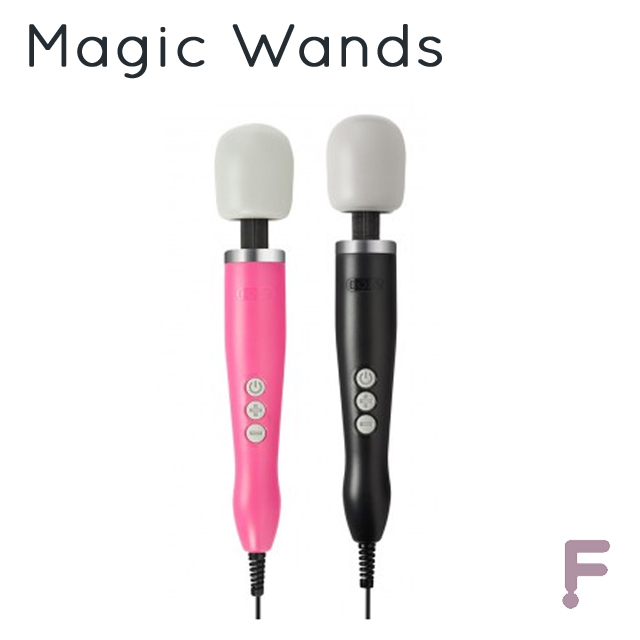 Magic Wand Vibrators