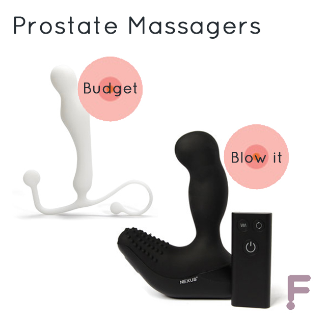 Prostate Massagers