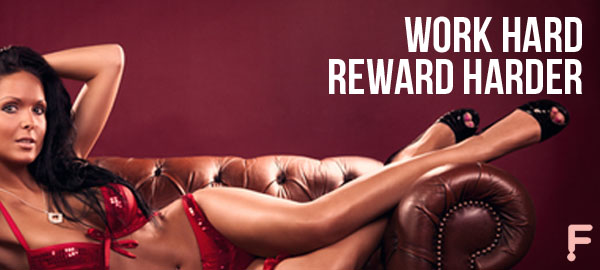 Work hard reward harder