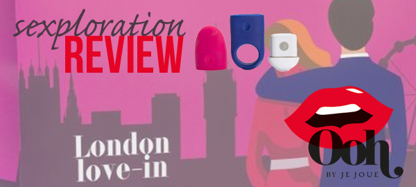 London Love In by Je Joue Review