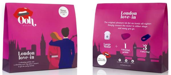 The London Love In Pleasure Kit