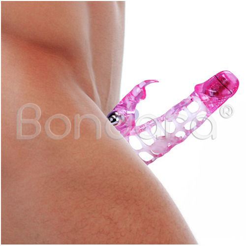 Ultimate Wild Ride Rabbit Couples Vibrator - Bondara
