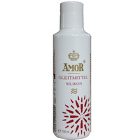 Amor Silicone Lube 100ml Personal Lubricant